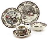 Johnson Bros. Friendly Village 5-Piece Plate Setting