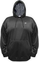 Champion Mens Big Tall Performance Pullover Contrast Hoodie, CH212, 4XL