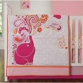 Jonathan Adler Party Elephant 4-pc. Crib Bedding Set