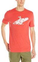 Original Penguin Men's Short Sleeve Surf Pete T-Shirt