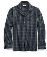 Sleepy Jones Henry Pajama Shirt in Mackenzie Plaid