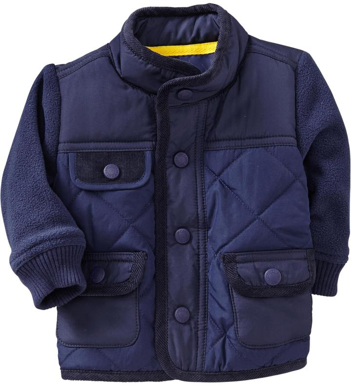 Old Navy Quilted Jackets for Baby