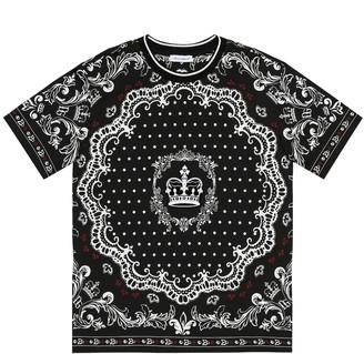 Dolce & Gabbana Kids Printed cotton T-shirt