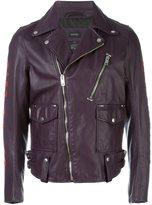 Diesel 'L-Beck' emblazoned jacket