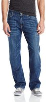 7 For All Mankind Men's Austyn Relaxed Straight Leg Jeans In Western Heritage