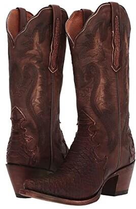 Dan Post Lauryn (Brown) Cowboy Boots