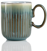 Denby Mug, Fluted Regency Green