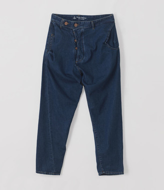 Vivienne Westwood Alcoholic Jeans Blue