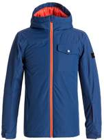 Quiksilver MISS SOL YOU Snowboard jacket blue