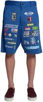 Moschino Printed Shorts