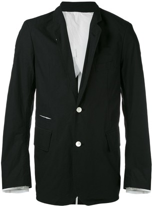 TAKAHIROMIYASHITA TheSoloist. Wardrobe Narrow Lapel Jacket