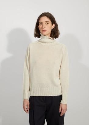 Margaret Howell Linen & Cotton Wide Rollneck Sweater