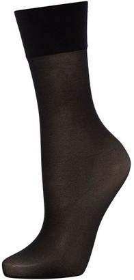 Charnos 2 Per Packet Sheer Ankle Socks