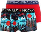 Muchachomalo Kong 2 Pack Shorts Multicolor