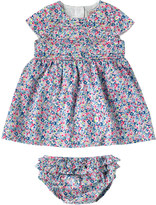 Cath Kidston Park Ditsy Baby Pleat Dress & Brief