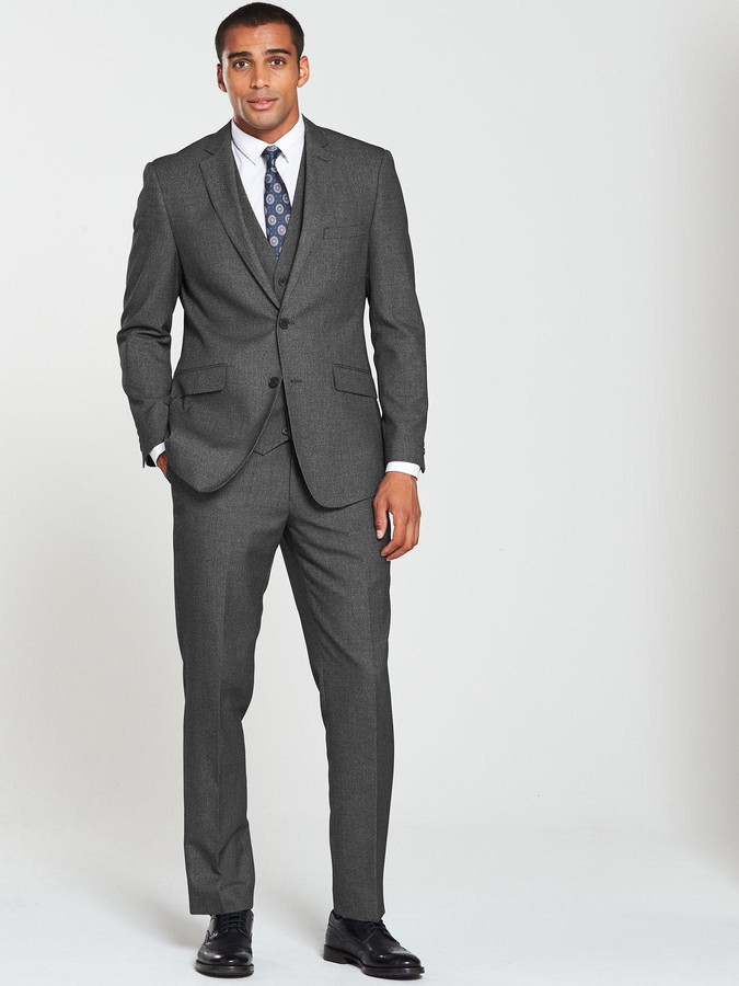 Thumbnail for your product : Skopes Harcourt Tailored Trouser - Grey