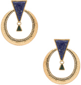 House Of Harlow Hymn To Selene Statement Earring