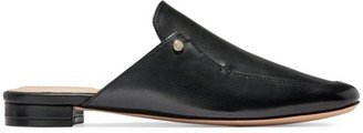 Cole Haan Ryann Leather Loafer Mules