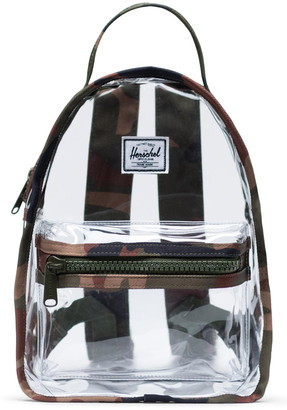 Herschel Mini Nova Clear Backpack