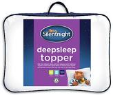 Silentnight Deep Sleep Mattress Topper - Double