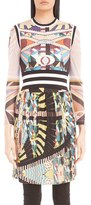Givenchy Women's 'Crazy Cleopatra' Print Sleeveless Knit Top