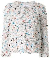 Coohem Spring Paint tweed jacket