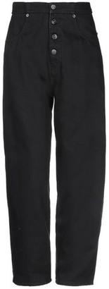 MM6 MAISON MARGIELA Denim trousers