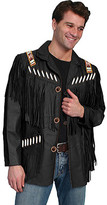 Scully Fringe Leather Jacket 902 (Men's)