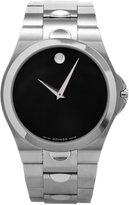 Movado Men's 605556 Luno Stainless Steel Watch
