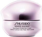 Shiseido Women's White Lucent Anti-Dark Circles Eye Cream