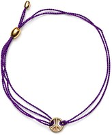 Alex and Ani Kindred Cord Peace Sign Bracelet, Charity By Design Collection