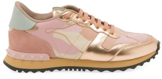 Valentino Rock Runner Sneakers