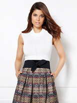 New York & Co. Eva Mendes Collection - Marianna Knit Shell