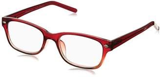 Peepers Unisex-Adult Artisan 2203100 Rectangular Reading Glasses
