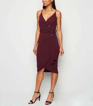 New Look AX Paris Wrap Dress