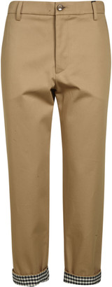 Barena Straight Leg Trousers