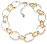 Lauren Ralph Lauren 14K Gold-Plated Large Linked Necklace