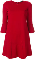 Twin-Set flared dress - women - Polyamide/Polyester/Spandex/Elastane/Viscose - 40