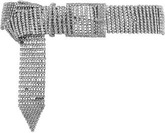 B-Low the Belt B Low The Belt Farah Crystal Buckle Belt