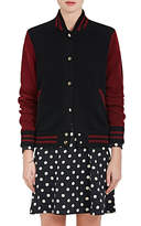 Marc Jacobs Women's Colorblocked Wool-Cashmere Varsity Jacket