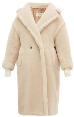 Max Mara Ladyted Coat - Womens - Cream