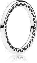Pandora Classic Hearts of Ring