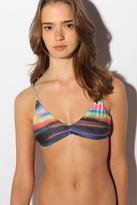 Hurley Ombre Sports Bra Bikini Top