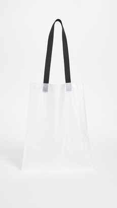 Rains Transparent Shopper