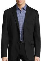 Claiborne Classic Fit Cotton Blazer