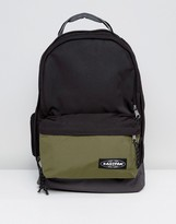Eastpak Yoffa Backpack In Blocnote Black