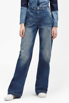 French Connection The Ash Wide Leg Jeans