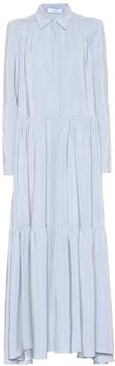 Roche Ryan Silk maxi dress