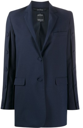 Rokh Button Detail Blazer