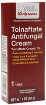 Walgreens Tolnaftate Antifungal Cream 1%